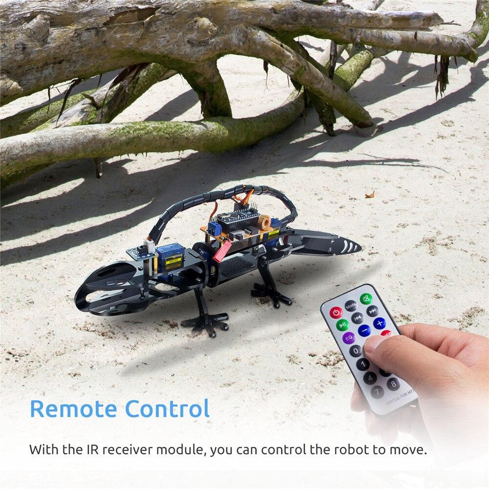 DIY Educational Robot (3)