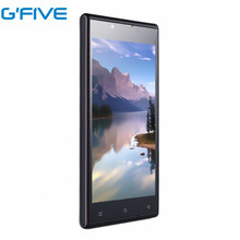 "Gfive Gpower1 5.0"" HD Quad Core Smartphone 1G+8G Android 5.1 1280x720 8.0MP Dual battery 2x2000mAh Dual SIM Cards Mobile Phone"