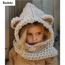 CROCHET PATTERN - Monkey Business Hoodie Crochet Monkey Cap Hooded Cowl Pattern Toddler Child Adult Crochet Hat Wholesale CJL5