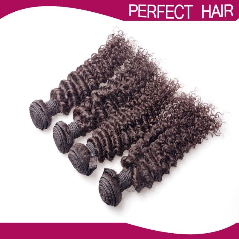 Grade 6A Unprocessed malaysian deep wave 3pcs lot malaysian Virgin Hair 100% human hair Bundle Malaysian hair<br><br>Aliexpress