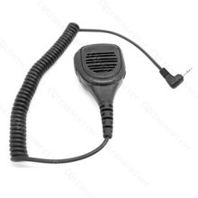 High Quality Waterproof Remote Speaker Mic with Earphone Plug for Motorola Talkabout Single pin FRS GMRS radio FR50 FR60 T3 T7