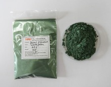 pearl pigment, pearlescent pigment, mica powder pigment,nail powder,item:436, color:dark green, 20 gram a lot, free shipping...