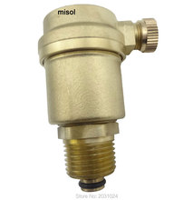 "1/2"" Air Vent valve for Solar Water Heater, Pressure Relief valve"