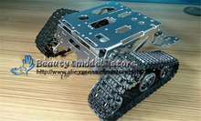 DIY tracked robot & RC tank parts TKC one crawler chassis