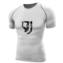 gianluigi buffon italia t shirt compression shirt men short sleeves paulo dybala shirts quick dry tops camiseta juventus Jersey(China)