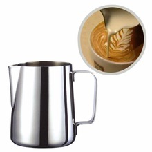 1PC Stainless Steel Espresso Coffee Milk cup mugs caneca thermo Frothing Pitcher Steaming Frothing Pitcher Japanese-style