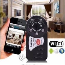 Q7 Mini Wifi Camera DVR Sport Wireless IP Camcorder Video Recorder Camera Infrared Night Vision Camera Motion Detection
