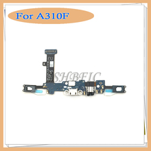 OEM Charging Port Flex Cable Part for Samsung Galaxy A3 A310F A310M (2016) USB Port Earphone Jack Flex Cable Replacement Parts