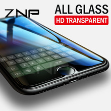 Buy ZNP 0.3mm 9H Premium Protective Tempered Glass iPhone 8 7 6 6s Plus Screen Protector Film iphone 6 6s 7 8 Tempered Glass for $1.44 in AliExpress store