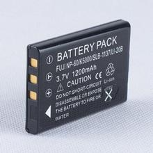 Digital Camera Battery For Kodak KLIC 5000 KLIC 5000 Lithium-Ion Rechargeable Battery Pack(China)