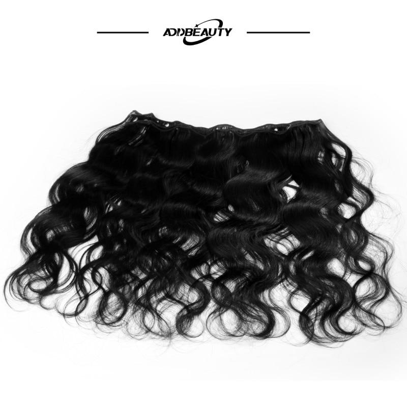 AddBeauty Body Wave Brazilian Virgin Hair Young Girl 100% Human Hair Weave Bundles Natural Color Black Women PCT(PP) 35% Can 613