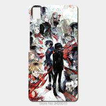 High Quality Cell phone cases For BQ Aquaris E5 E6 M5 X5 and X5 Plus case Tokyo Ghoul Stuff Patterned Cover Shell Phone Case