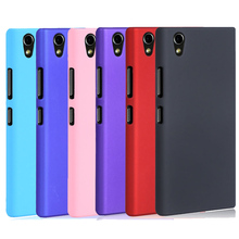 2015 New Multi Colors Luxury Rubberized Matte Plastic Hard Case Cover For Lenovo P70 P70T Cell Phone Cover Cases