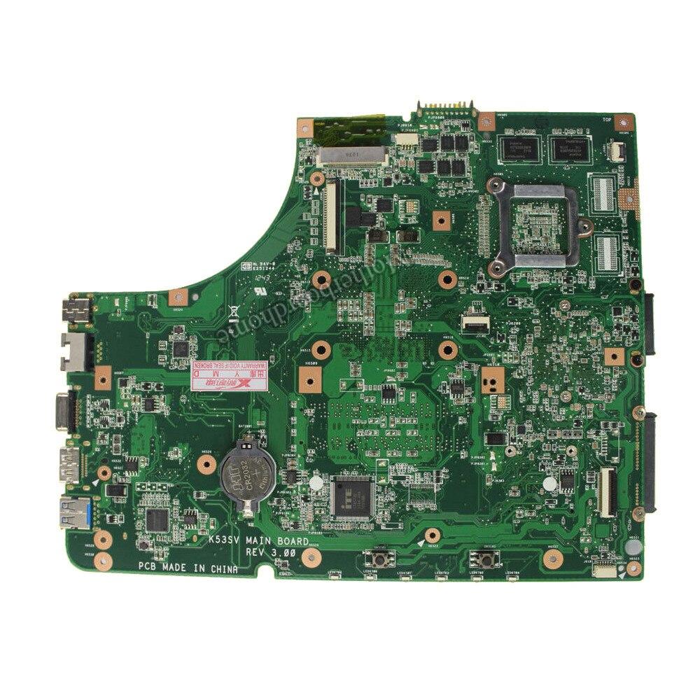 Интернет магазин товары для всей семьи HTB1M.PEbjzuK1Rjy0Fpq6yEpFXae Оригинальный Материнская Плата Ноутбука K53SV REV: 3.0 3.1 2.3 2.1, Пригодный Для ASUS K53S A53S X53S P53S Ноутбук 1GB ноутбук материнские платы