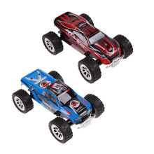 Baby Kids Cars Baby toys RC Truck Model Super WLtoys A999 1/24 25KM/H Proportional High Speed Children Toy gifts(China)