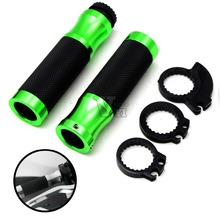 "7/8"" Motorcycles Handle Hand Grips Handlebar Grip for KAWASAKI ZX6R ZX636R ZX6RR 2000 2001 2002 2003 2004 Z800/E version"