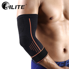 Elbow Protector Cotton Adult Basketball Tape Elbow Support Skateboard Brace Elbow Pads Sport Safety Sleeve Unisex Fitness 1pcs(China)