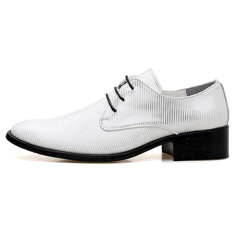 designer striped shoes men luxury brand fashion camouflage italian pointed male footwear designer man dress oxford shoes for men (1)