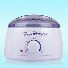 Portable Electric Wax Warmer Machine Multifunction Heater Feet Hair Removal Melting Pot Facial Skin Wax Spa Waxing Kit(China)