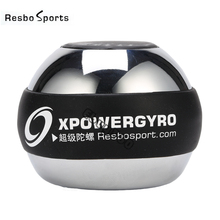12000 RPM 48LBS Powerball Metal Force Power Ball Gyroscope Sports Fitness Arm Hand Exerciser Super GYRO Wrist Hand Spinner