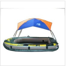 Seahawks 68347 68349 68351 68377 inflatable kayak rubber boat tent inflatable boat sun shelter fishing tent boat sunscreen(China)