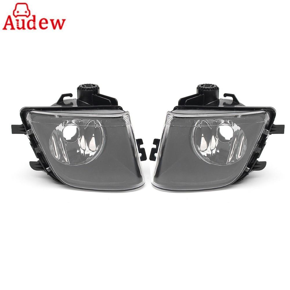 2Pcs Car Fog Lamp Driving Light Clear Lens Left&amp;Right For BMW F01 F02 740i 740Li 750i 2009-2013<br>