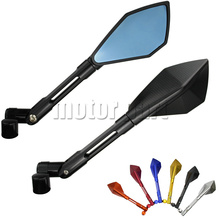 CNC Aluminum Side Mirrors Accessories Motorcycle Rearview Mirror For Honda CB1000R Grom MSX 125 CB1100 CB1300 CB1100SF X11