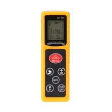 Buy 1mm High Precision Laser Level 40m Range CP-40H Mini Handheld Digital Infrared Laser Range Finder Distance Meter Measuring Tool for $31.22 in AliExpress store