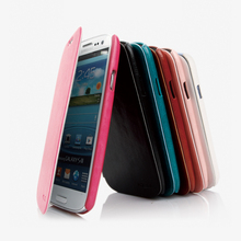 Discount Sales promotion kalaideng brand flip leather cover for Samsung Galaxy S3 mini i8190 phone case free shipping 3 colors
