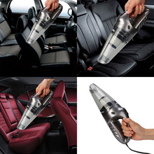 12V Hand Vacuum Cleaner,75dB Silent Pet Hair Vacuum for Home & Car Cleaning(China)