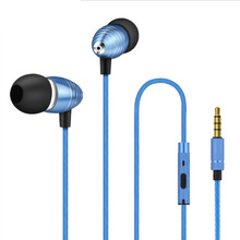 F7 Bee Tail In-ear earphone 2017 Hifi Stereo Music Earphone with Microphone For mobile phone xiaomi samsung brand