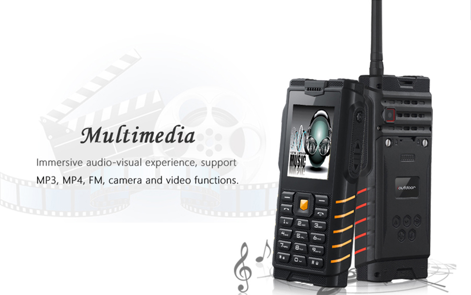 Walkie talkie mobile phone (7)