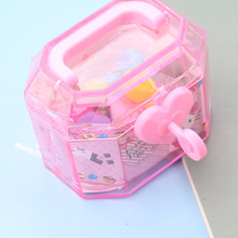 Cute Stationery Kawaii Hello Kitty Box Bracelets Eraser For Kids Material Escolar Rubber Office School Correction Supplies Gifts