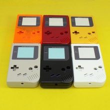 YX-163  6 Color Full Housing Shell Case for Nintendo Gameboy Classic for GB DMG GBO