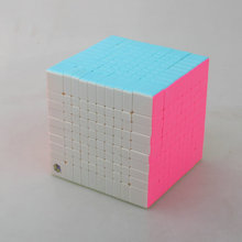 Easy Eight HUANGLONG 10x10x10 Magic IQ Cube Toy - 105mm