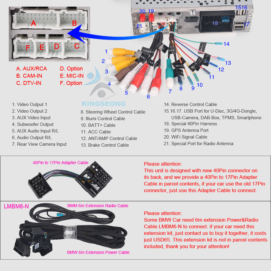 9android 80 Car Sat Nav Gps Dab Tmps 4g Wifi Radio Sd Dvr Usb Obd Electrical Wiring Diagrams Video Camera Es7803b E23 Dimension E24 Diagram