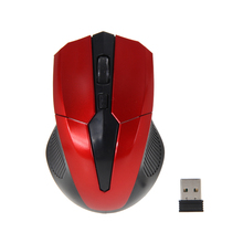 2.4GHz Wireless Optical Mouse 5 Buttons Sem Fio Mice Gamer for Computer Laptop for Windows XP/Vista/Linux/Win 7/MAC(China)