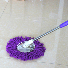 360 degree Microfiber Mops Head To Mop Home Clean Tools Refill For 360 Magic Easy Spin Mops Super Water Dust Absorbing(China)
