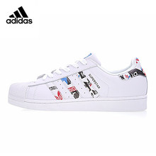 Trifoglio Adidas SUPERSTAR Gli Uomini e Le Donne Scarpe da pattini e skate 7821bcc80f1