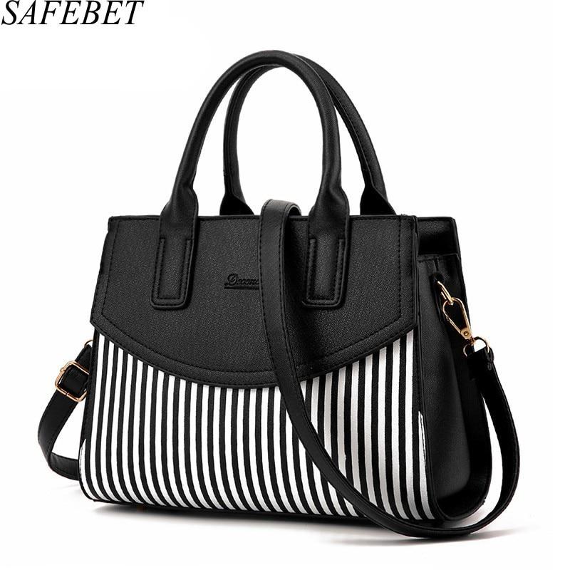 SAFEBET Brand 2017Fashion Female Handbag Shoulder Messenger Bags Female Package European And American Style atmosphere Women bag<br>
