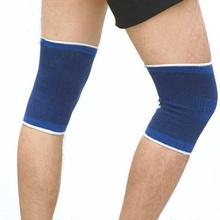 2 pcs Hot Sale Knee Support Brace Leg Arthritis Injury Gym Sleeve Elasticated Bandage Pad sports goods