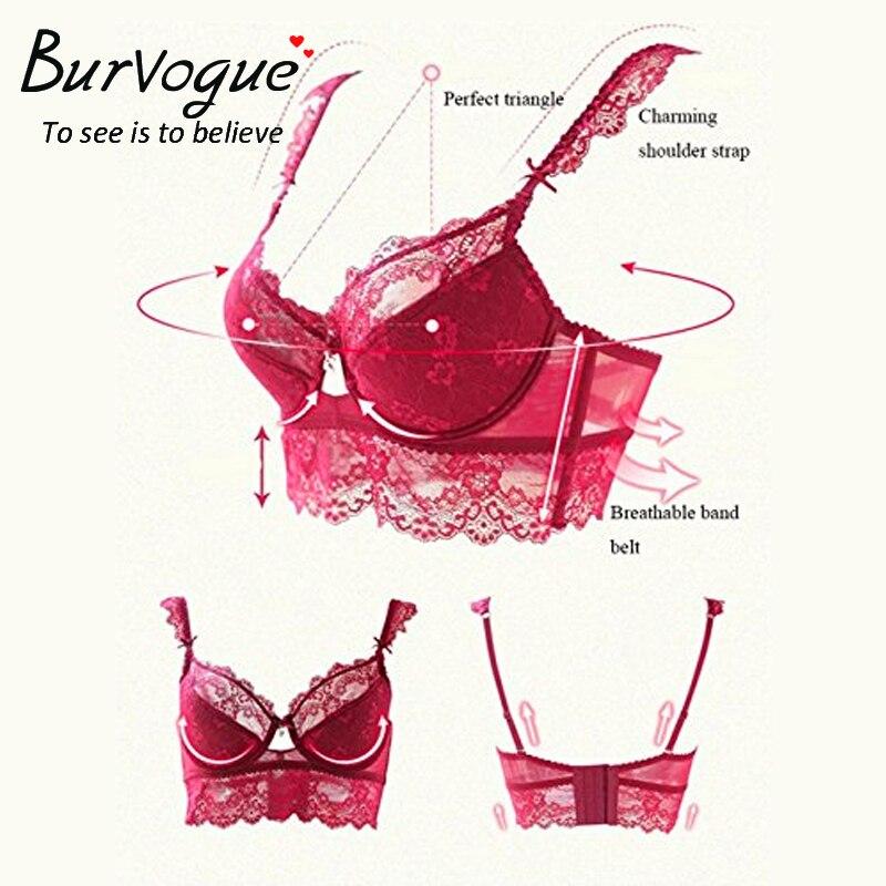 lace bra set lingerie women underwear brief ladies