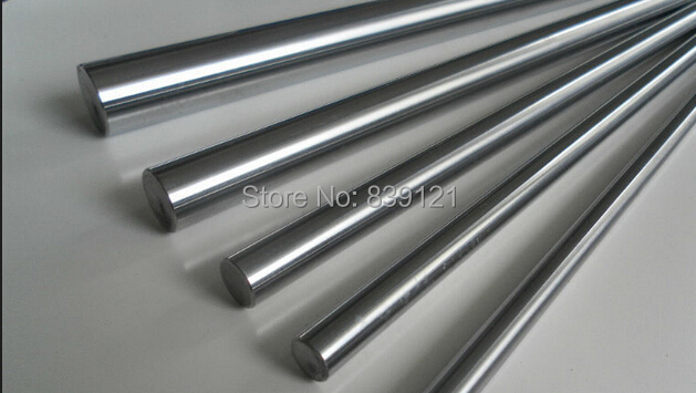 Hot sales harden chromed linear motion round shaft linear shaft rod for CNC DIY length 100mm Dia. 20mm for cnc machine<br><br>Aliexpress