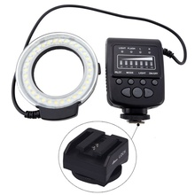 Mcoplus FC100 Macro Ring Flash LED Light + SH21 for Sony RX100M2 RX1 RX1R A6000 A7 A7R A7S NEX-6 A3000 A99 A58 HX400 HX60 HX50