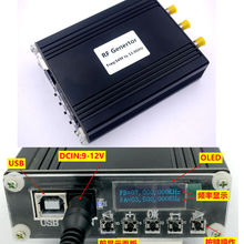 OLED digital ADF5355 54M-13.6GHz RF Source Generator Frequency Source moudle(China)