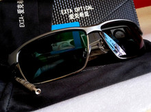 Prescription Lenses Sunglasses Men Brand Eyewear Myopia Custom Ophthalmic Power EXIA OPTICAL KD-180 Series