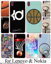 Basketball Logo La Hard Case for Nokia Lumia 640 535 730 630 640XL XL Lenovo S850 S90 S60 A536 A328 Sony Z2 Z3 Z4 cover