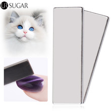 1Pc Cat Eyes Strong Magnet Slice 3D Effect Magnetic Stick for UV Gel Polish Manicure Nail Art Tool(China)