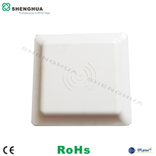 Long Range RFID UHF Fixed Reader 902-928MHz rfid card 8dbi antenna reader for School Attendance System(China)