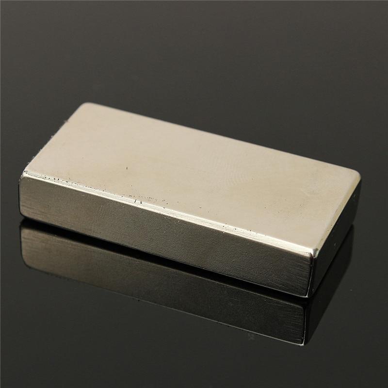 2 Шт. 45X24x10 мм Неодимовые Блок Магнит N52 Редкоземельные Магниты Очень Мощные NEO Магниты DIY MRO Горячие продажа(China (Mainland))